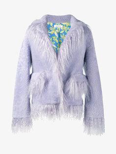 куртка из овчины Saks Potts