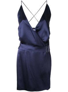 платье без рукавов  Dion Lee