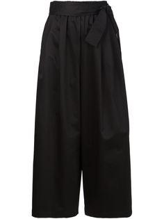 широкие расклешенные брюки Tome