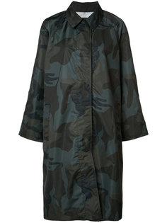 камуфляжное пальто Nili Lotan