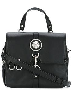 сумка на плечо с бляшкой с логотипом Versus