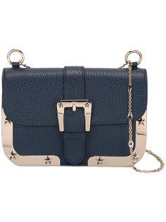 сумка с цепочной лямкой Red Valentino