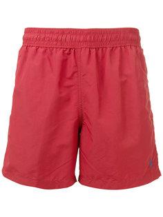 шорты для плавания с вышивкой логотипа Polo Ralph Lauren