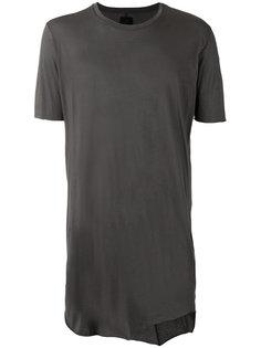 удлиненная футболка Thom Krom