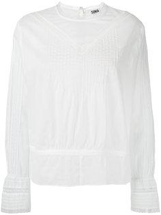 блузка с круглым вырезом Sonia By Sonia Rykiel