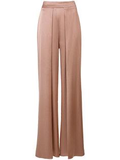 брюки с высокой талией Cushnie Et Ochs