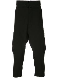 укороченные брюки на шнурке Vivienne Westwood Man