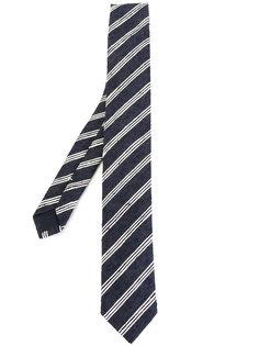 полосатый тканый галстук  Eleventy