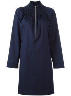 платье-шифт с эластичным воротом Cédric Charlier