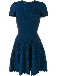 расклешенное платье Trinidad Alaïa