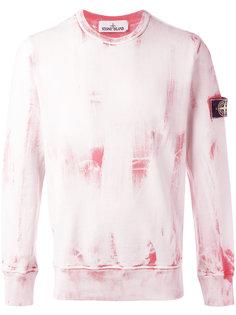 tie-dye sweatshirt  Stone Island