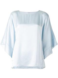 блузка с укороченными рукавами Helmut Lang