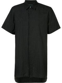 рубашка с короткими рукавами Ann Demeulemeester Grise