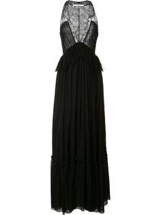 кружевное вечернее платье Givenchy