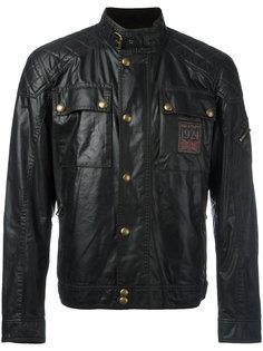 куртка Champion Patch с кожаным эффектом Belstaff