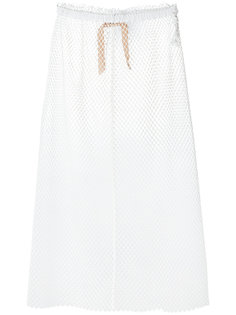 сетчатая юбка Nº21