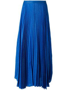 длинная плиссированная юбка Alice+Olivia