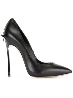 туфли с заостренным носом Casadei
