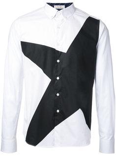 рубашка с принтом звезды Education From Youngmachines