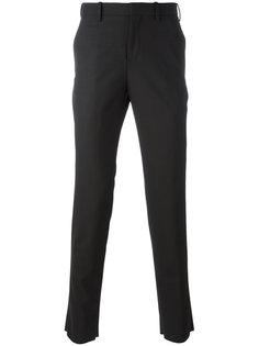 классические брюки скинни Neil Barrett