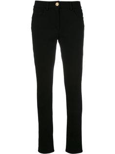 брюки с заклепками Cavalli Class