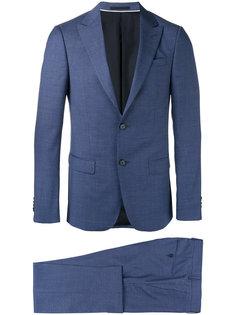 peaked lapel two-piece suit Z Zegna