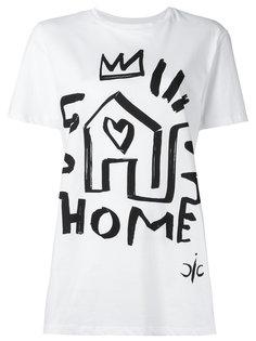 футболка с принтом Home & Heart Iceberg