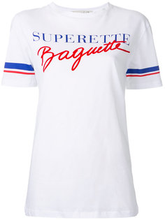 футболка Superette Baguette Être Cécile