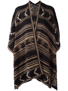 кардиган с вышивкой Polo Ralph Lauren