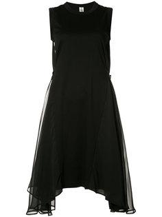 asymmetric flared dress Comme Des Garçons Noir Kei Ninomiya