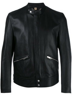 куртка с карманами на молнии Burberry