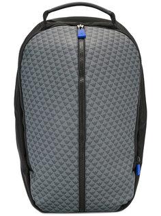 рюкзак с принтом логотипа Emporio Armani