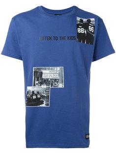 футболка Listen to the Kids Les (Art)Ists