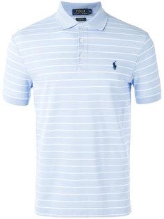 футболка-поло в полоску Polo Ralph Lauren