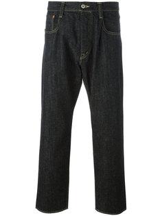 широкие джинсы  Ganryu Comme Des Garcons