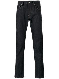 брюки прямого кроя Diesel Black Gold