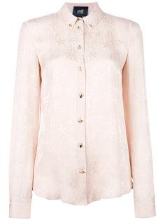 рубашка с принтом звезд Cavalli Class