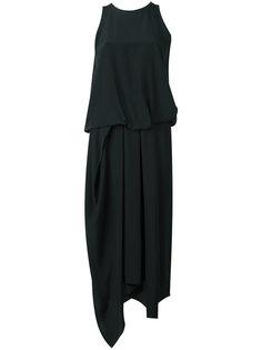 платье Tuck Drape Chalayan
