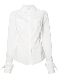 folded cuffs shirt Marquesalmeida