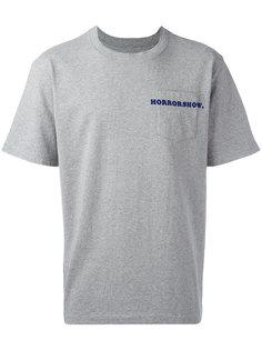 футболка Horrorshow  Sacai