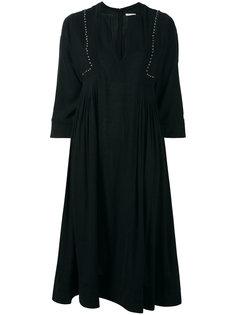 длинное платье Alayne  Isabel Marant Étoile