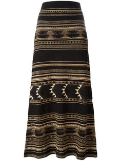 юбка с вышивкой Polo Ralph Lauren