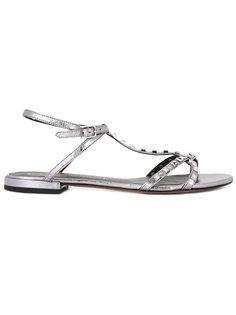 сандалии с заклепками Marc Jacobs