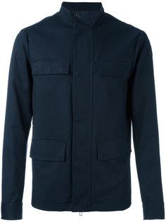 куртка на пуговицах Emporio Armani