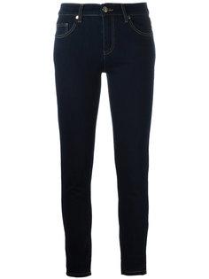 джинсы кроя скинни Versace Jeans