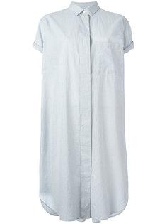 платье-рубашка с короткими рукавами Closed