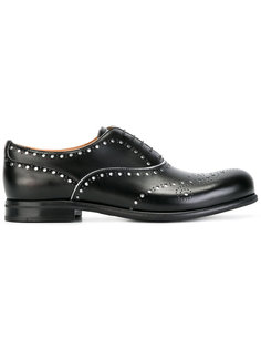 ботинки-броги на шнуровке Churchs