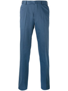 slim-fit chinos Ermenegildo Zegna
