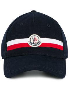 бейсбольная кепка с логоипом Moncler