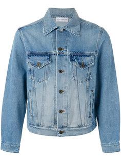 джинсовая куртка с карманами с клапанами Faith Connexion